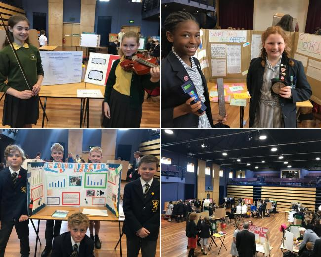 Students' experiments delight judges at Monmouth Science Fair