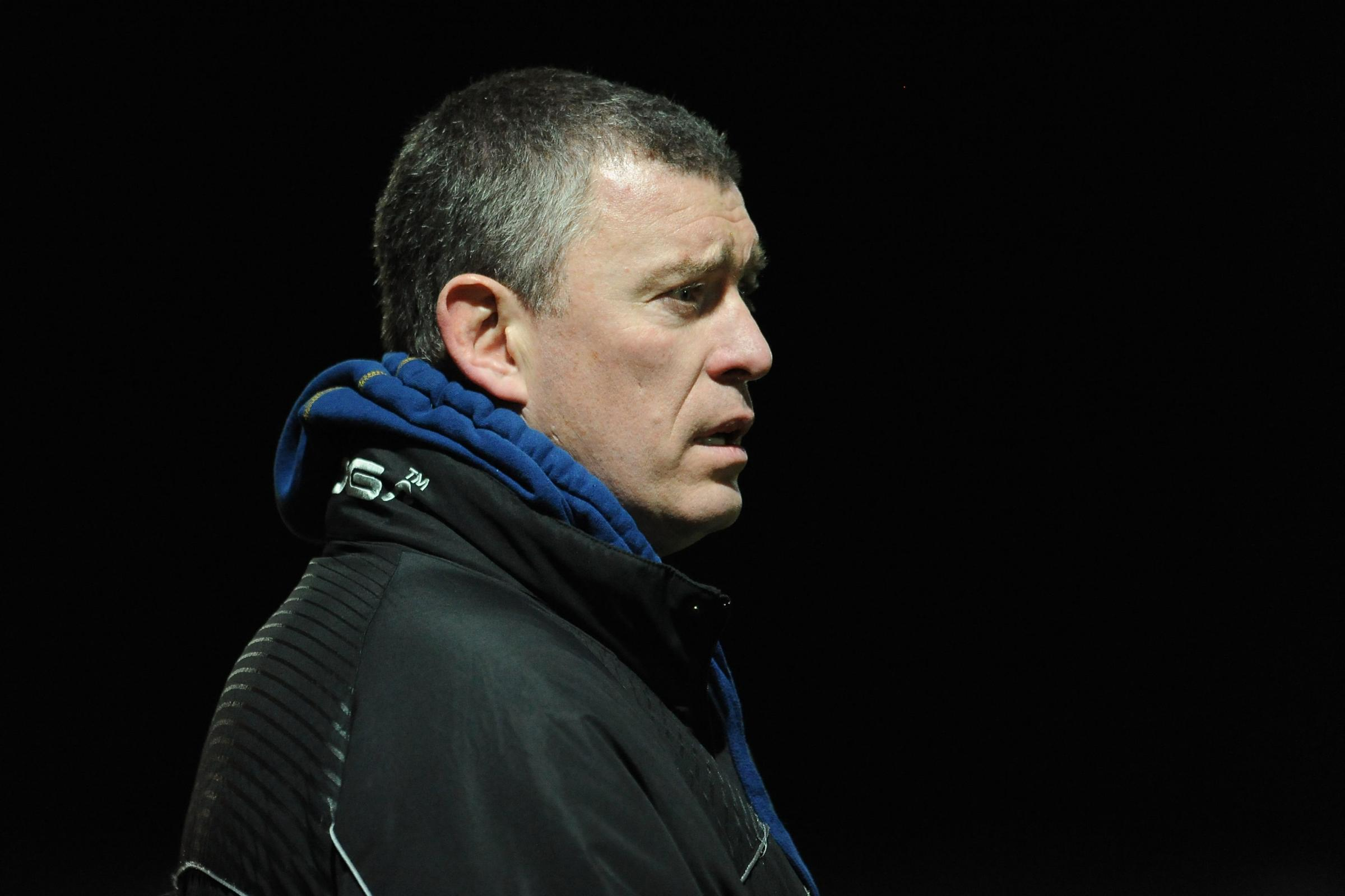 CALLING THE SHOTS: The Dragons have appointed Dean Ryan as new boss