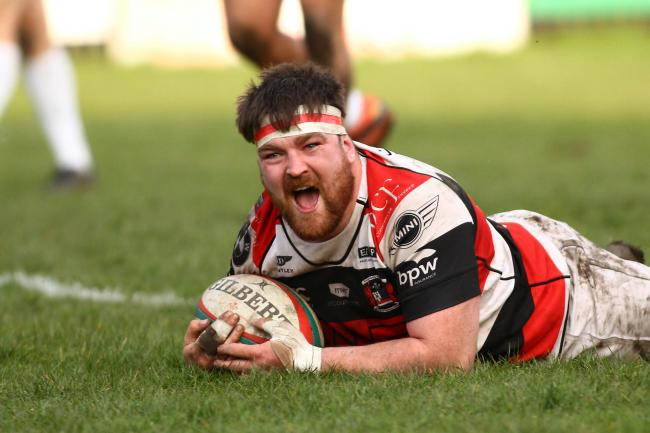NEW SKIPPER: Pontypool have appointed Scott Matthews as captain