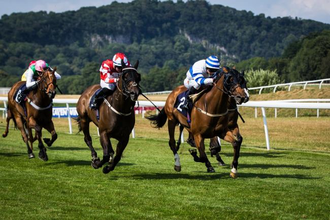 Local stalwart Jaganory scored a surprise 33/1 win at Bath last Wednesday