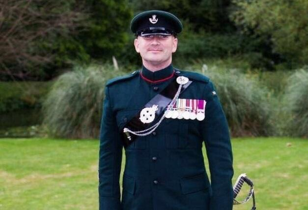 Army officer accused of sexual offences killed himself at barracks, inquest told. Picture: from Gloucestershire News Service