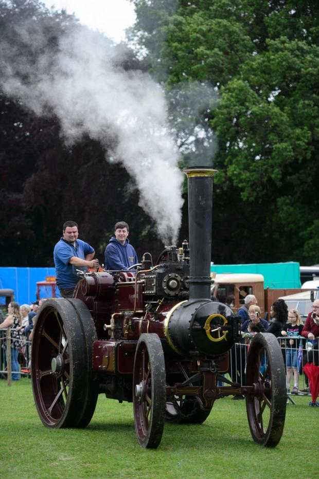 Free Press Series: Abergavenny Steam Rally 2019. Picture: Mark Lewis