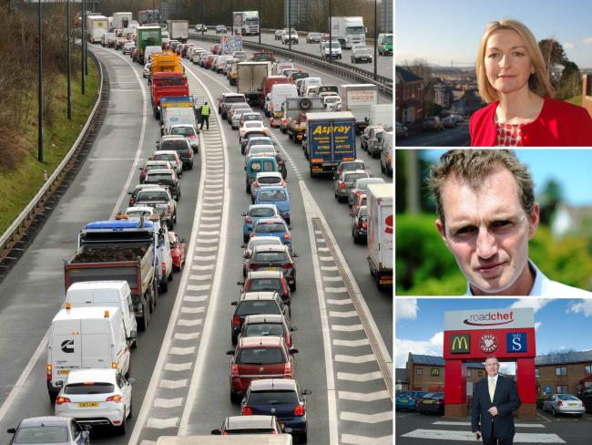 Mixed reaction in Monmouthshire to news relief road plan is rejected