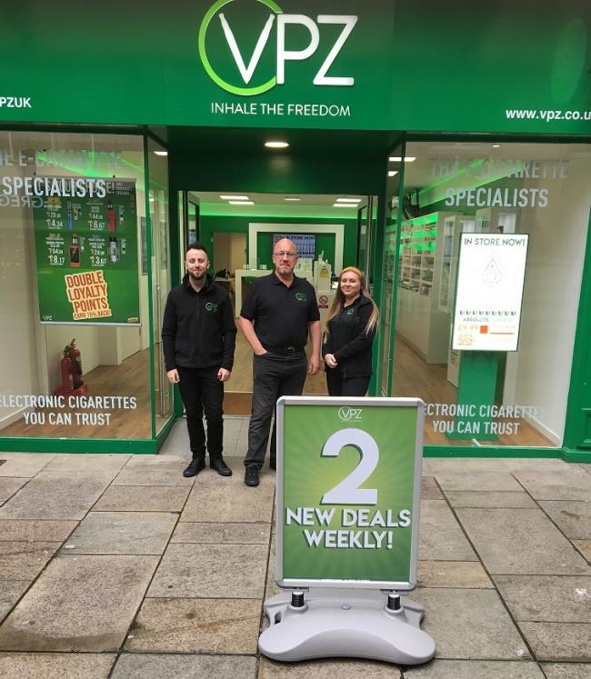 VPZ Newport opening day